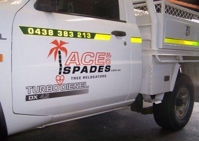 ACE OF SPADES UTE 01