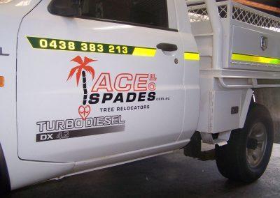 ACE OF SPADES UTE 01