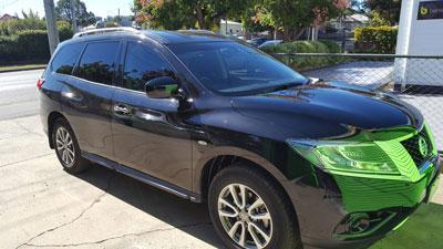 window tinting car toowoomba